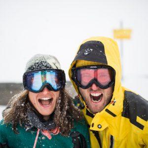 Rudolfshütte Schneeschuhwandern